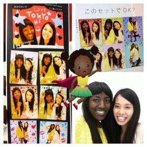 Kai and Tamiya in Tokyo
