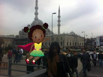 Kai in Istanbul