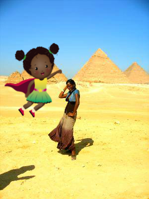 Kai Travelmaking Egypt