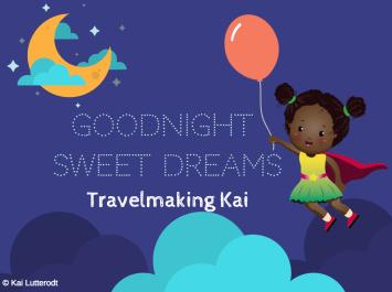 Sweet dreams ©travelmakingkai