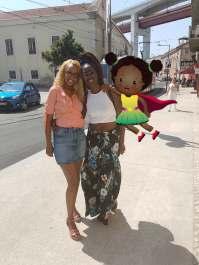 TMK and Rosa Lisbon