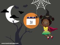 TMK Halloween 31st Oct