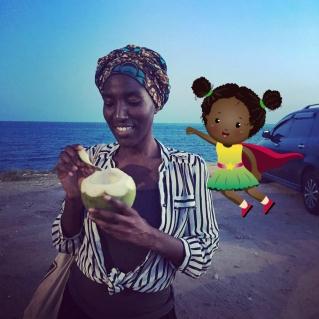 travelmakingkai Kenya coconut