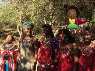 Travelmakingkai Kenya Maasai